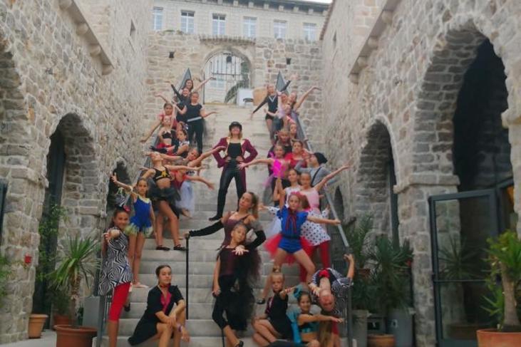 Plesni studio Lazareti Dubrovnik